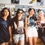 Featured band: LA LUZ